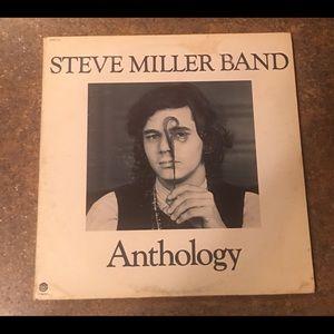 Other - Steve Miller Band Anthology Vinyl LP Album